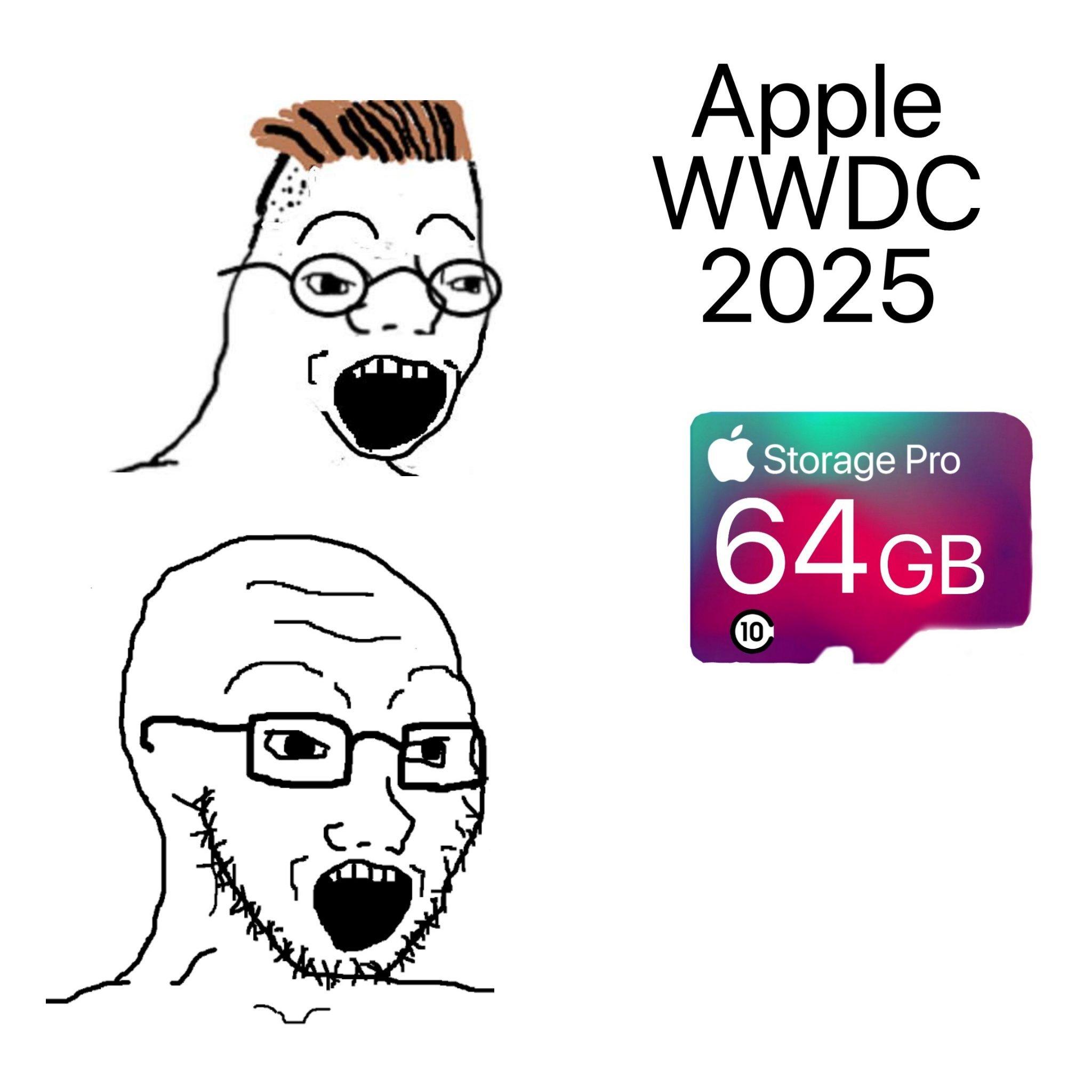 Apple fanboys en una imagen - meme