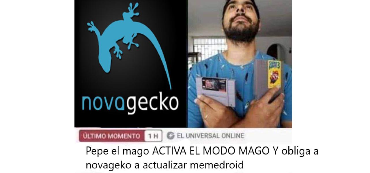 Novagecko hico bien al poner nuevos emoticones :wojak: - meme
