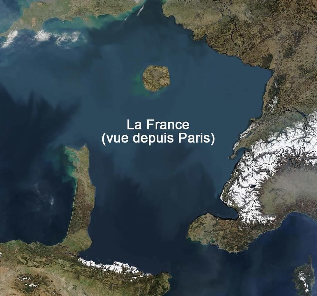 Quand Ile de France prend tout son sens (merci à Memes Décentralisées !!)