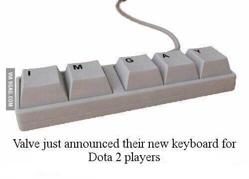 Poor Dota 2 players lmao - meme