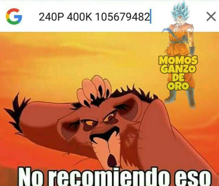 NO LO BUSQUEN ES PEOR QUE CUALQUIER WEA EN EL TOP DE DROSS - meme