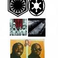 Meme de Star Wars