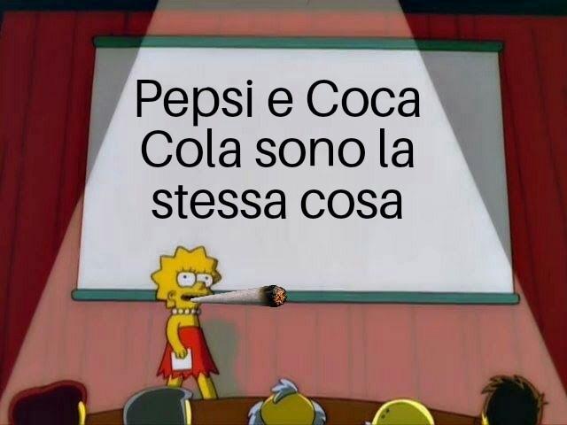 Pepsi Cola - meme