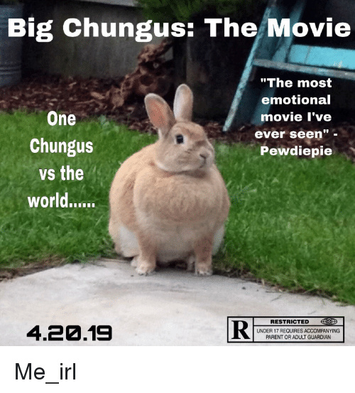 big chungy - meme
