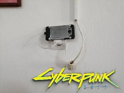 Cyberpunk 2077 Phone - meme