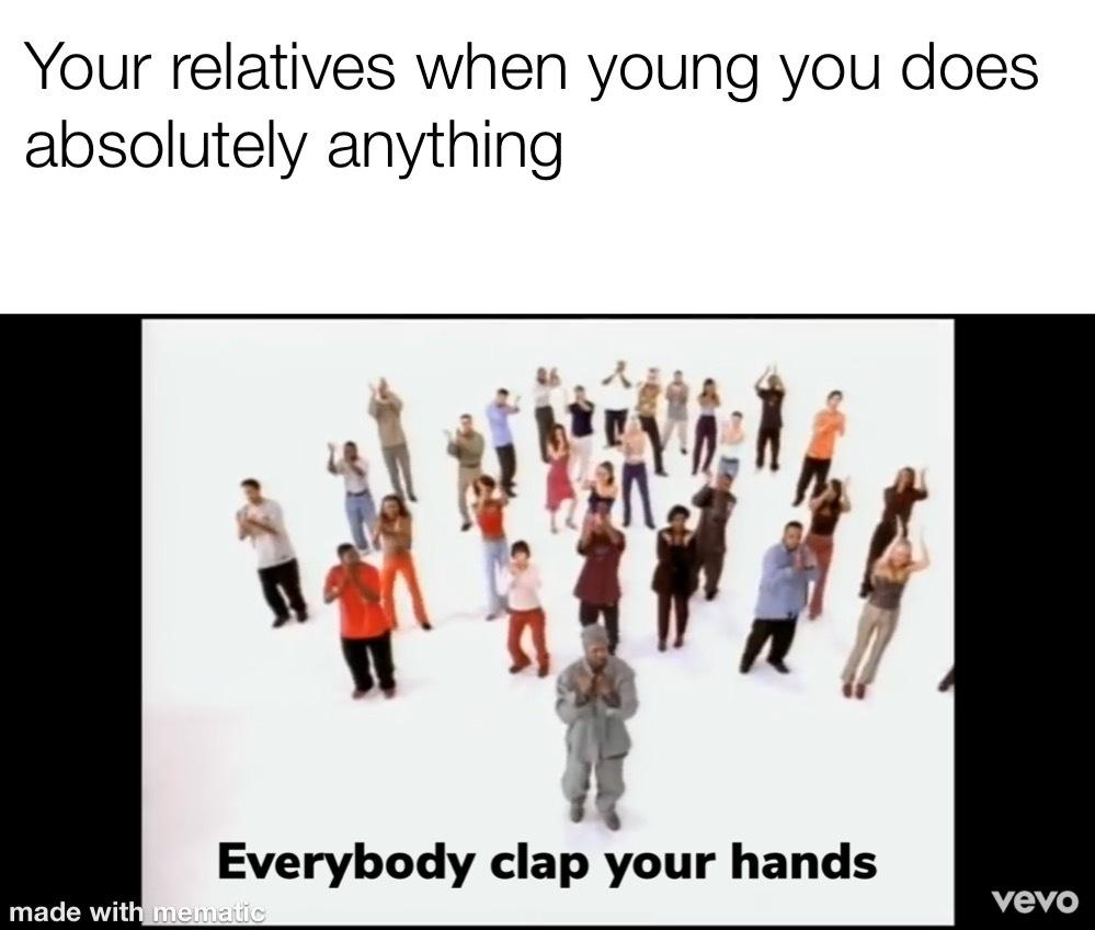 Cha cha real smooth - meme