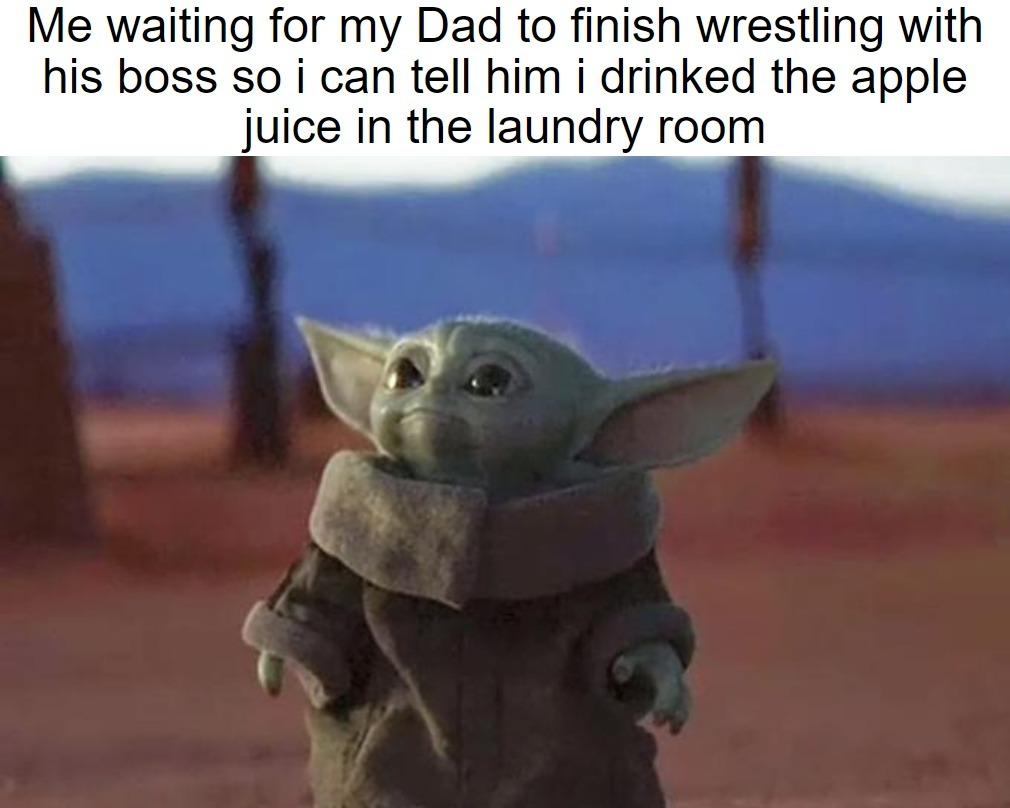 Baby Yoda Meme By Danny Devito420 Memedroid