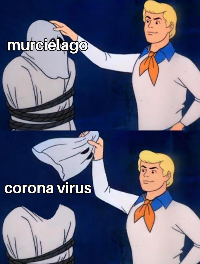 corona virus - meme