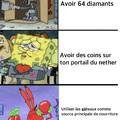 Un autre meme Minecraft