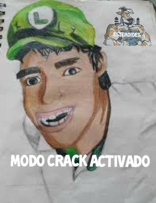 Mode crack active - meme