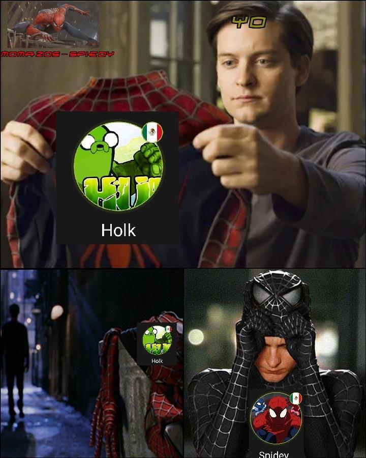 Sube a tu caballo y.. Peter no digas estupideces - meme