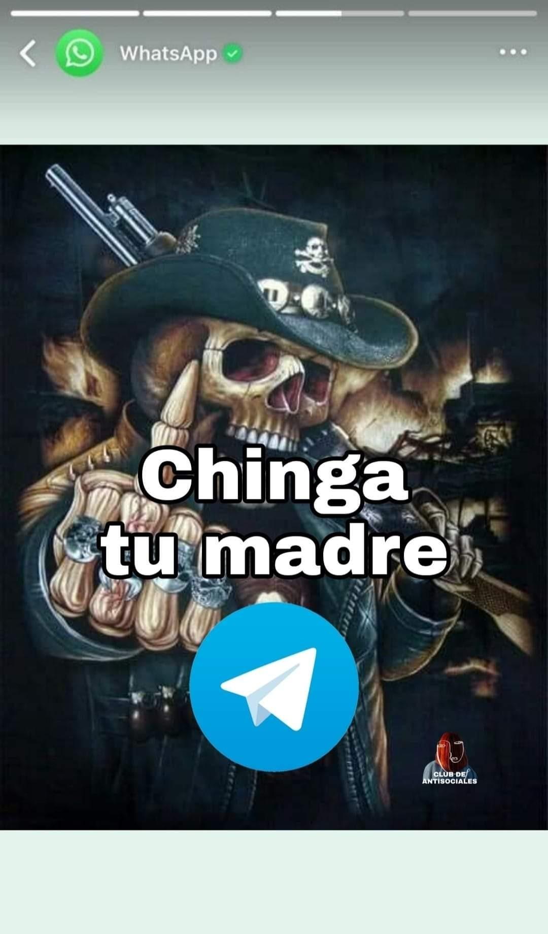 Anda raro el WhatsApp - meme