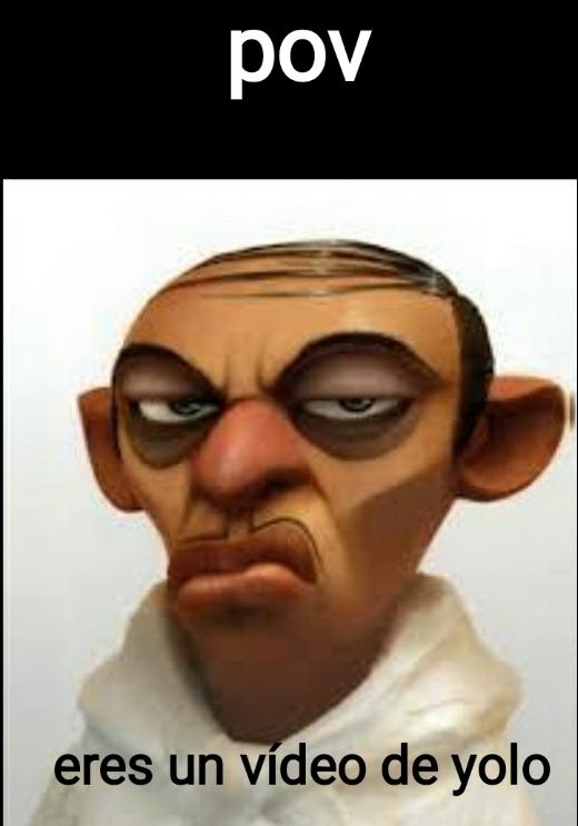 El Pepe :( - meme