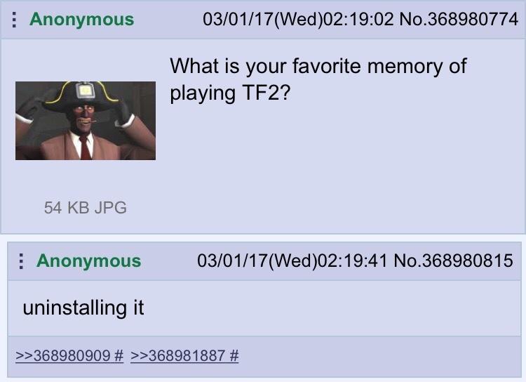 4chan thread - meme