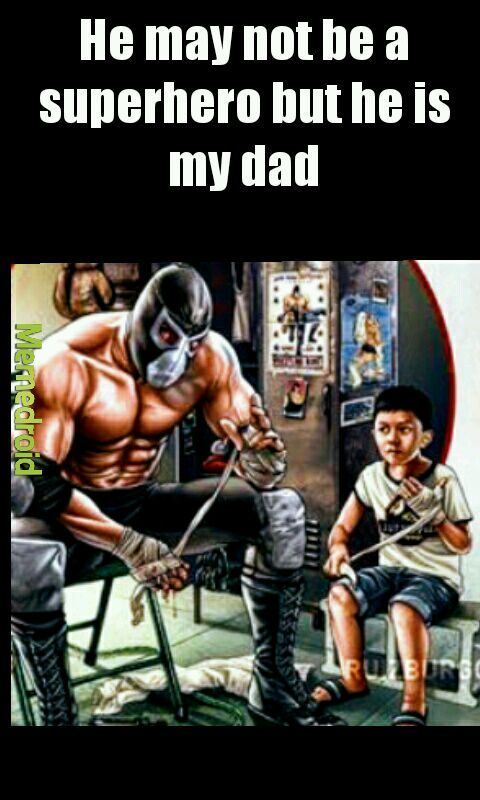 Dad's come in many forms - meme