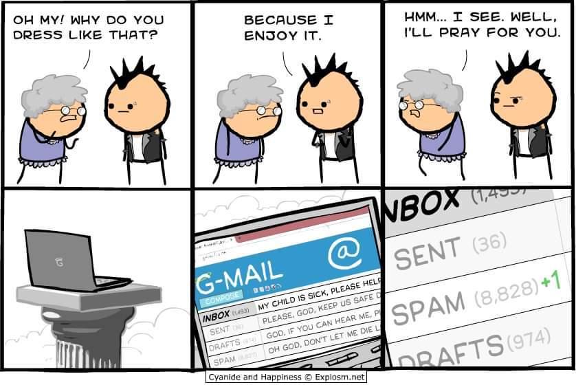 spam - meme