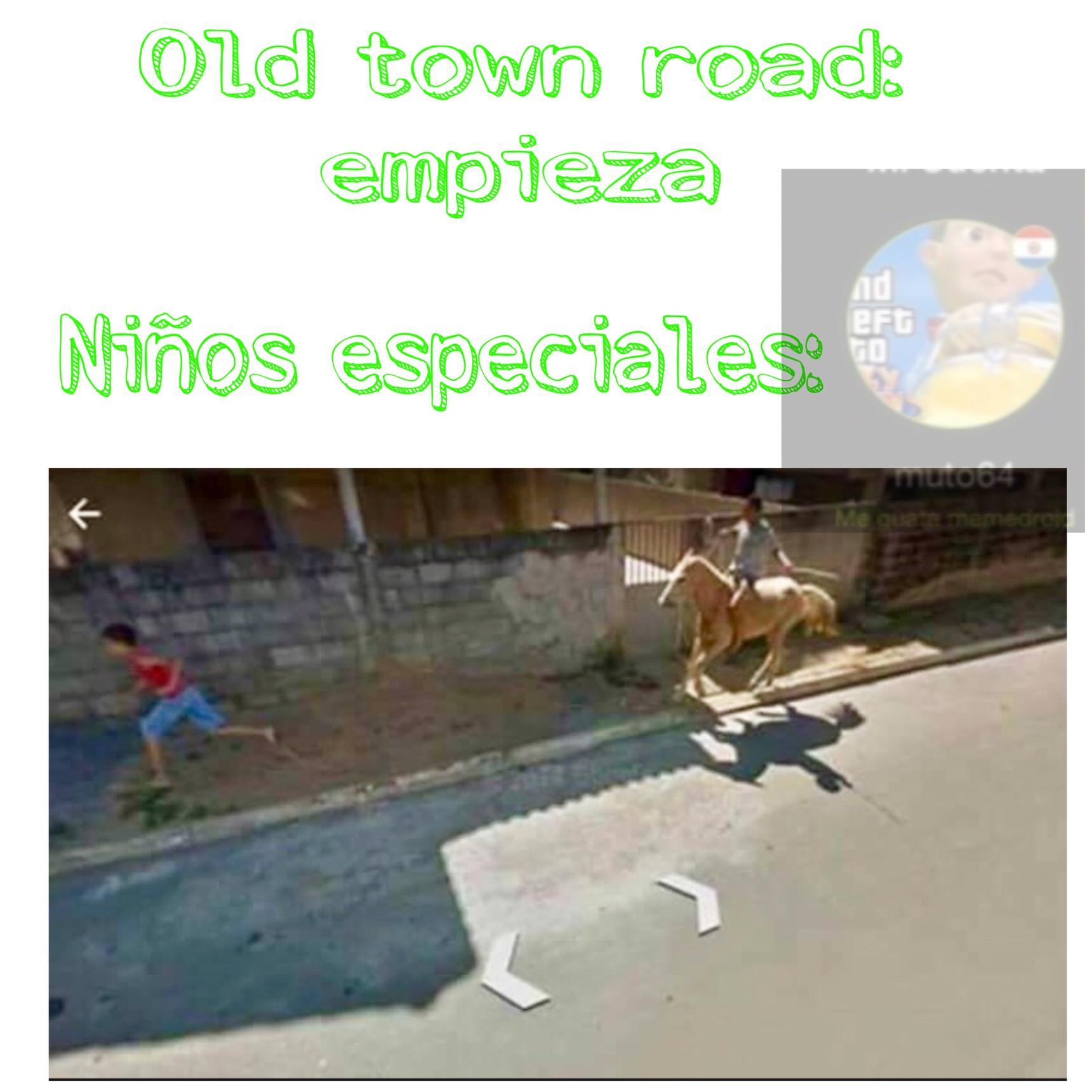 Mob quiero ofender a los niños especiales - meme