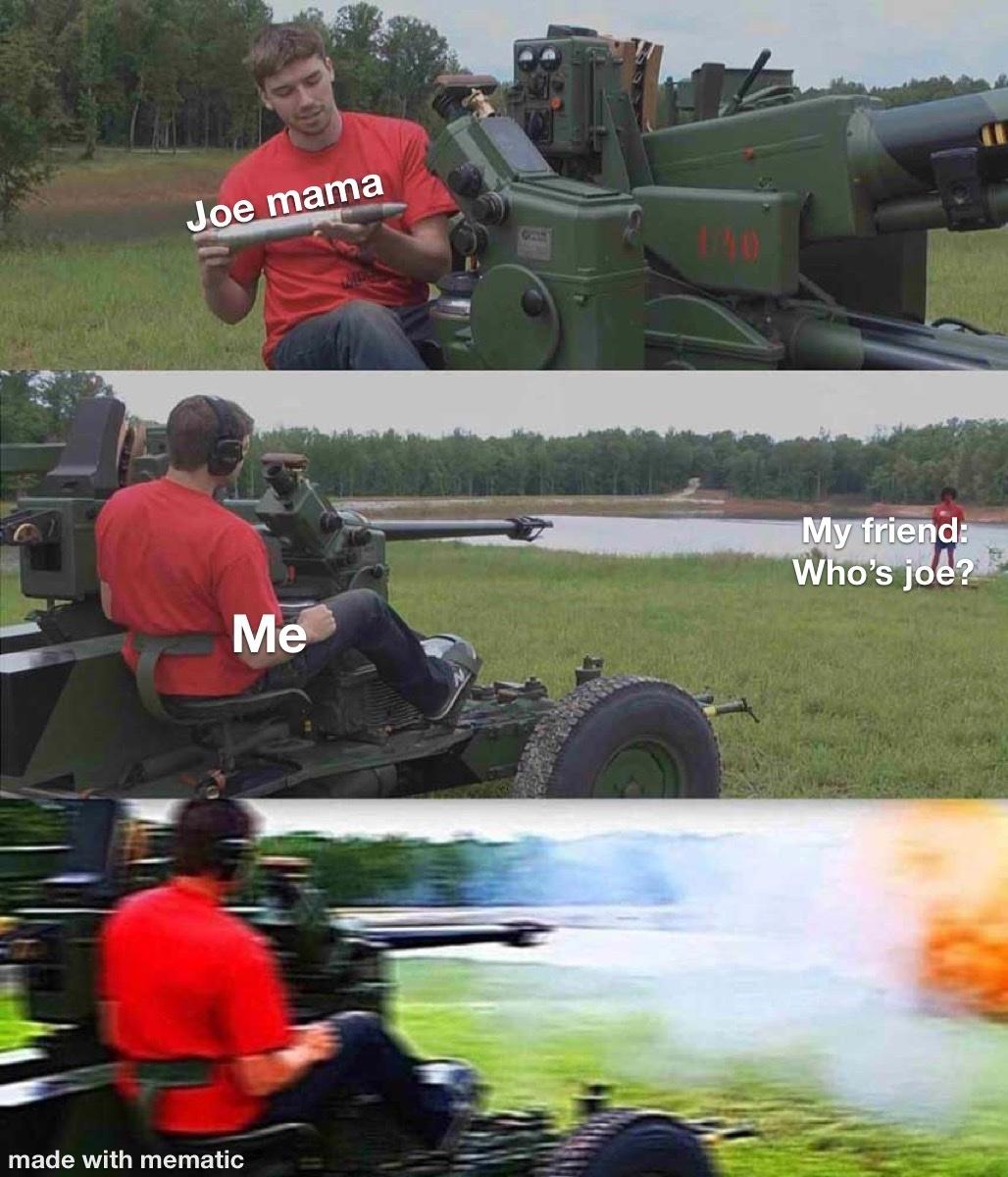*pew pew* - meme