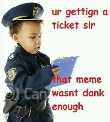 That kid in the class that does not know the dank way - meme