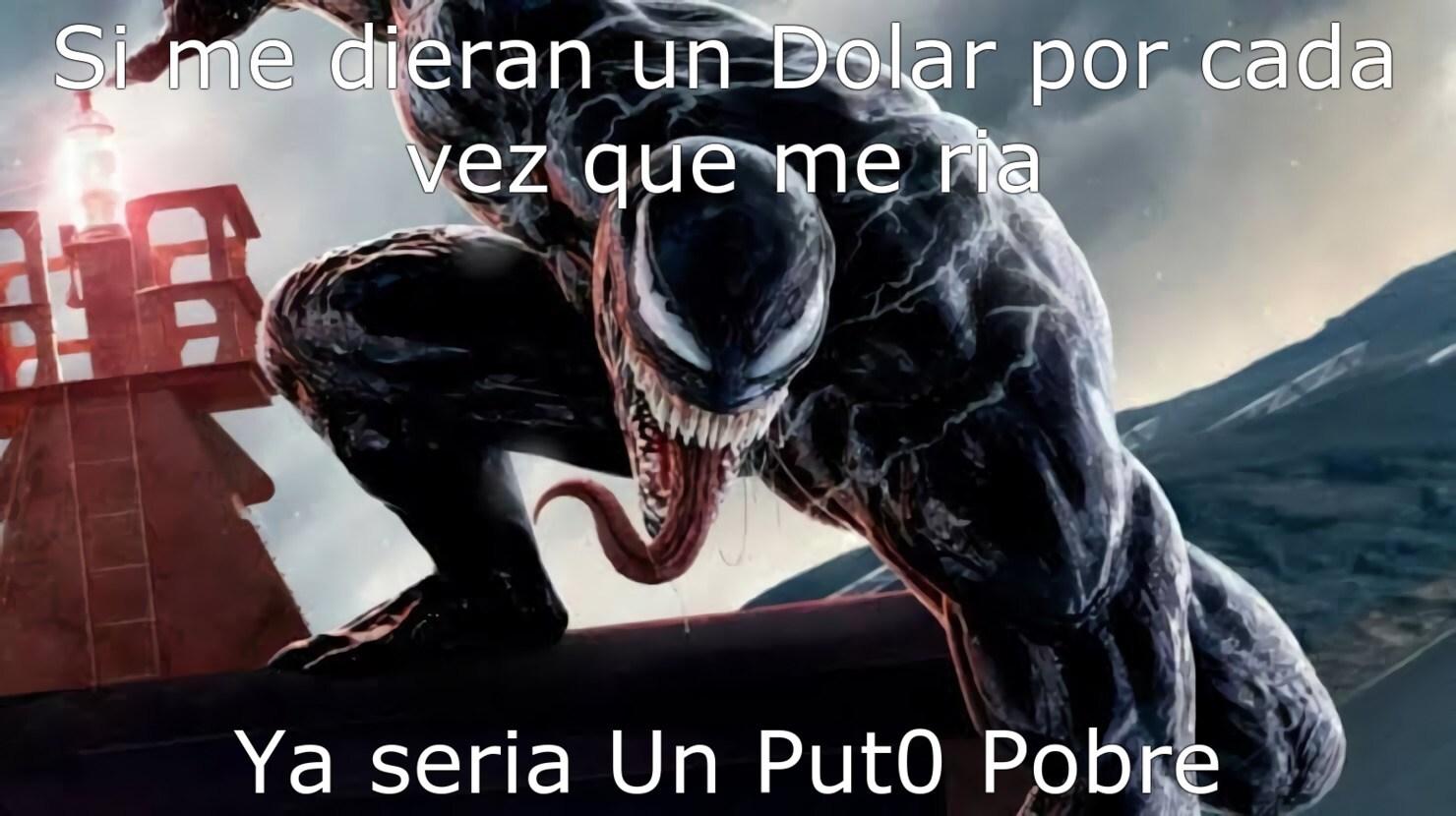 Si me dieran un Dolar... - meme