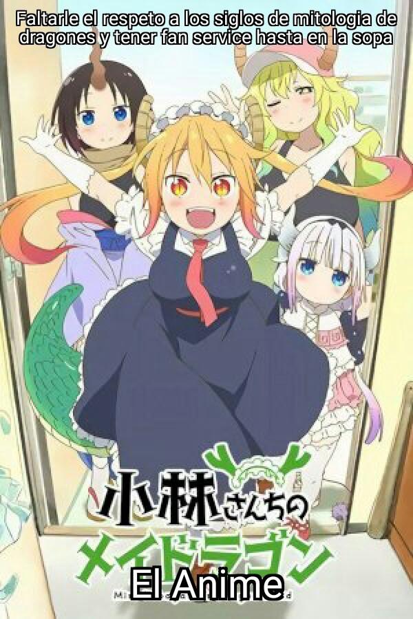 Ese Anime esta hecho para virgos como Mr_Aborto - meme