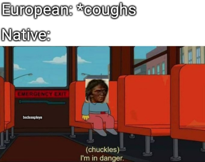 It's just smallpox, bro - meme