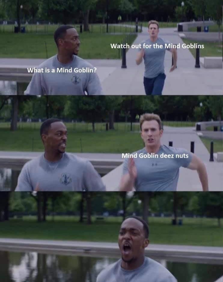 Mind Goblin - meme