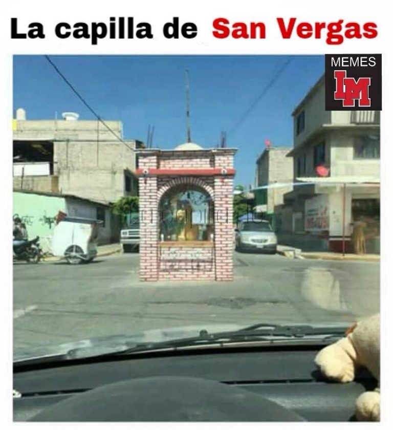 San Vergas - meme