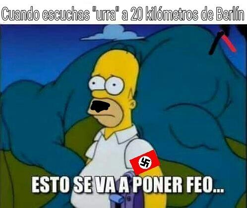 Pobre Hitlercito :( - meme