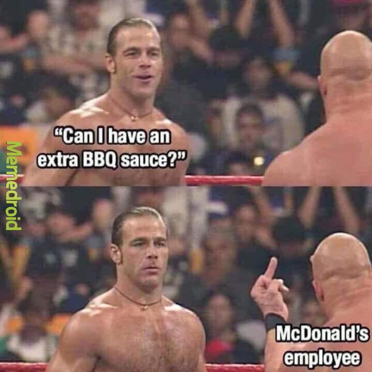 Shawn Michaels - meme
