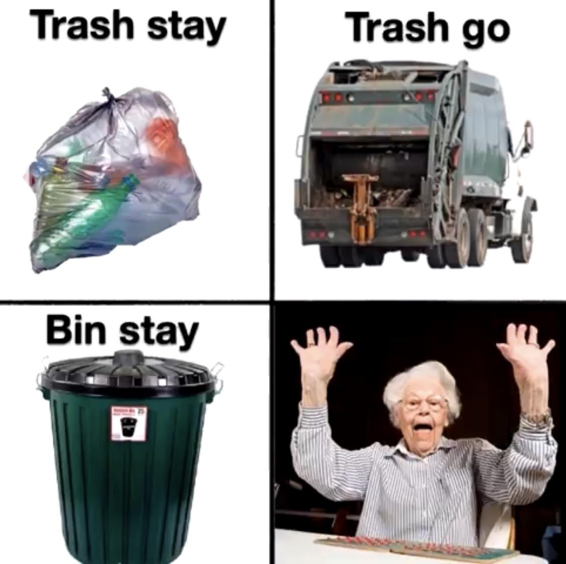 Bingo! - meme