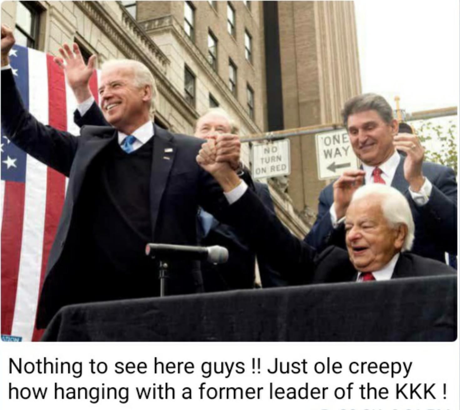 Now I see why Spencer likes Biden - meme