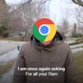 Chrome be like: