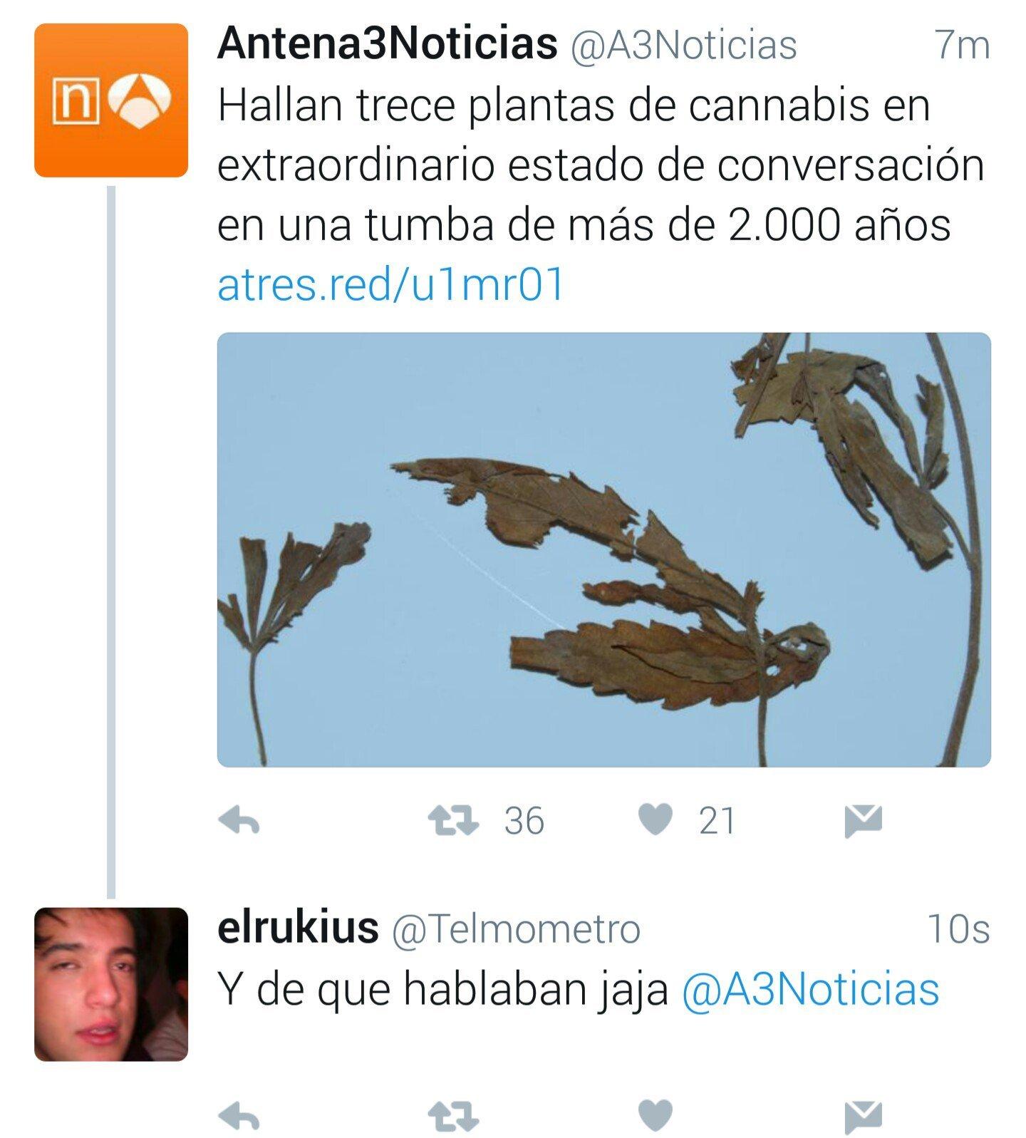 Antena 3 y su twitter s - meme