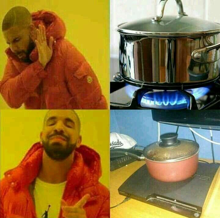 Cocina - meme