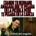 Loki es tu hermano