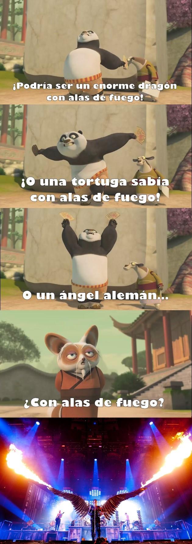 Gott weiß ich will kein Engel sein! - meme