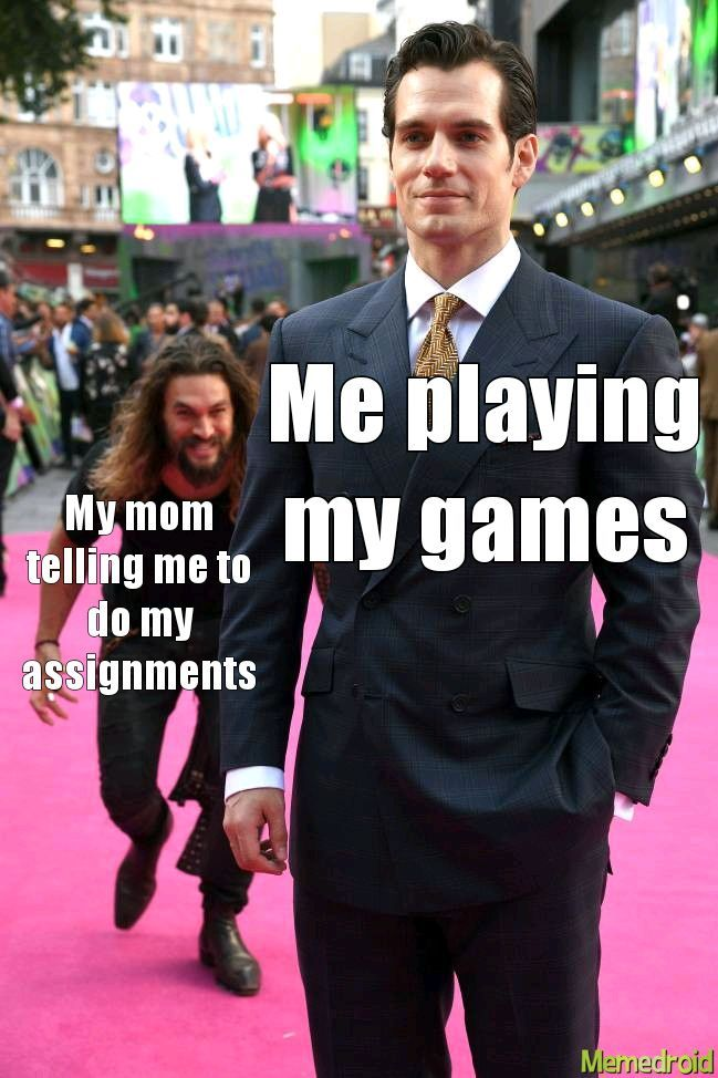 My mom irl - meme