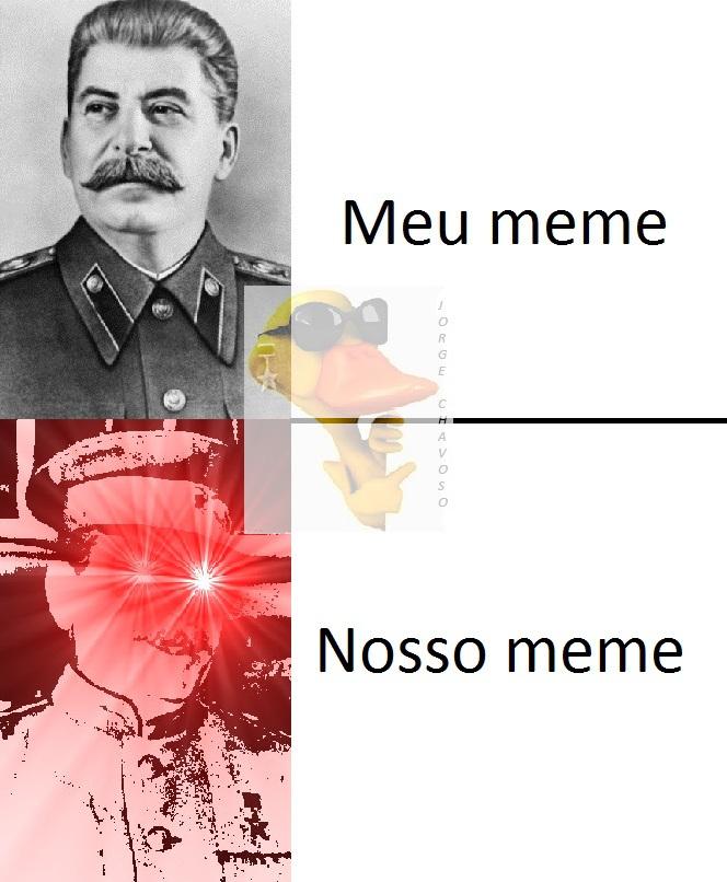 Opa stalin (meme teste,primeira vez usando esse efeito)