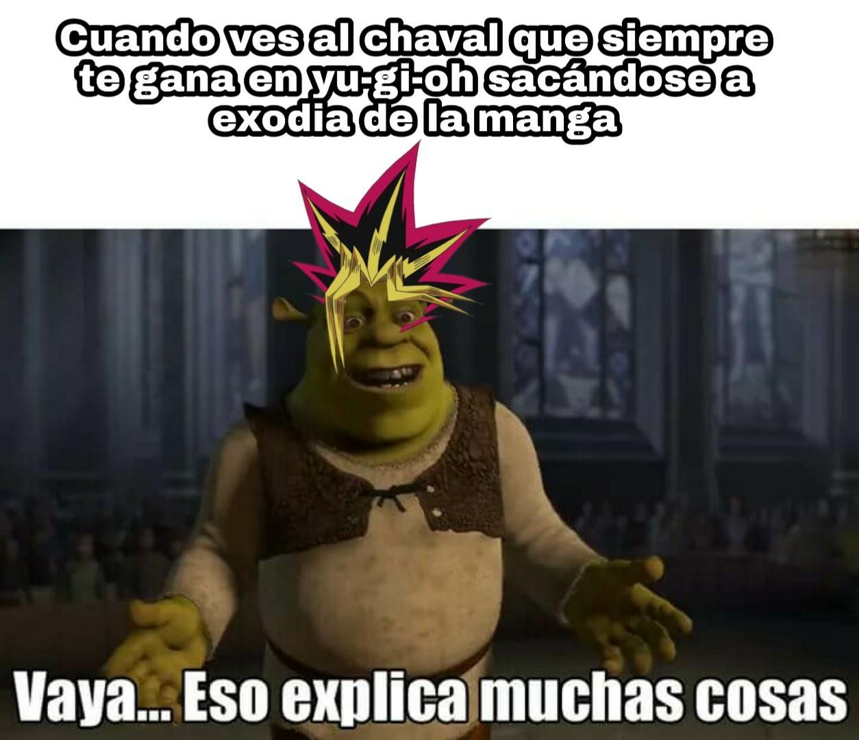 Exooooodia - meme