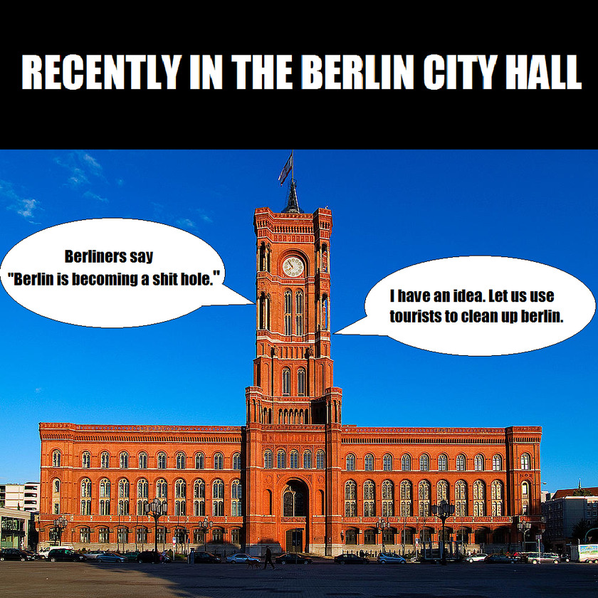 Berlin - meme