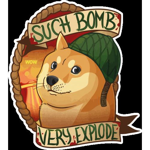 Very Bomb, Hiroshima - meme