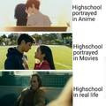 Vive le lycée