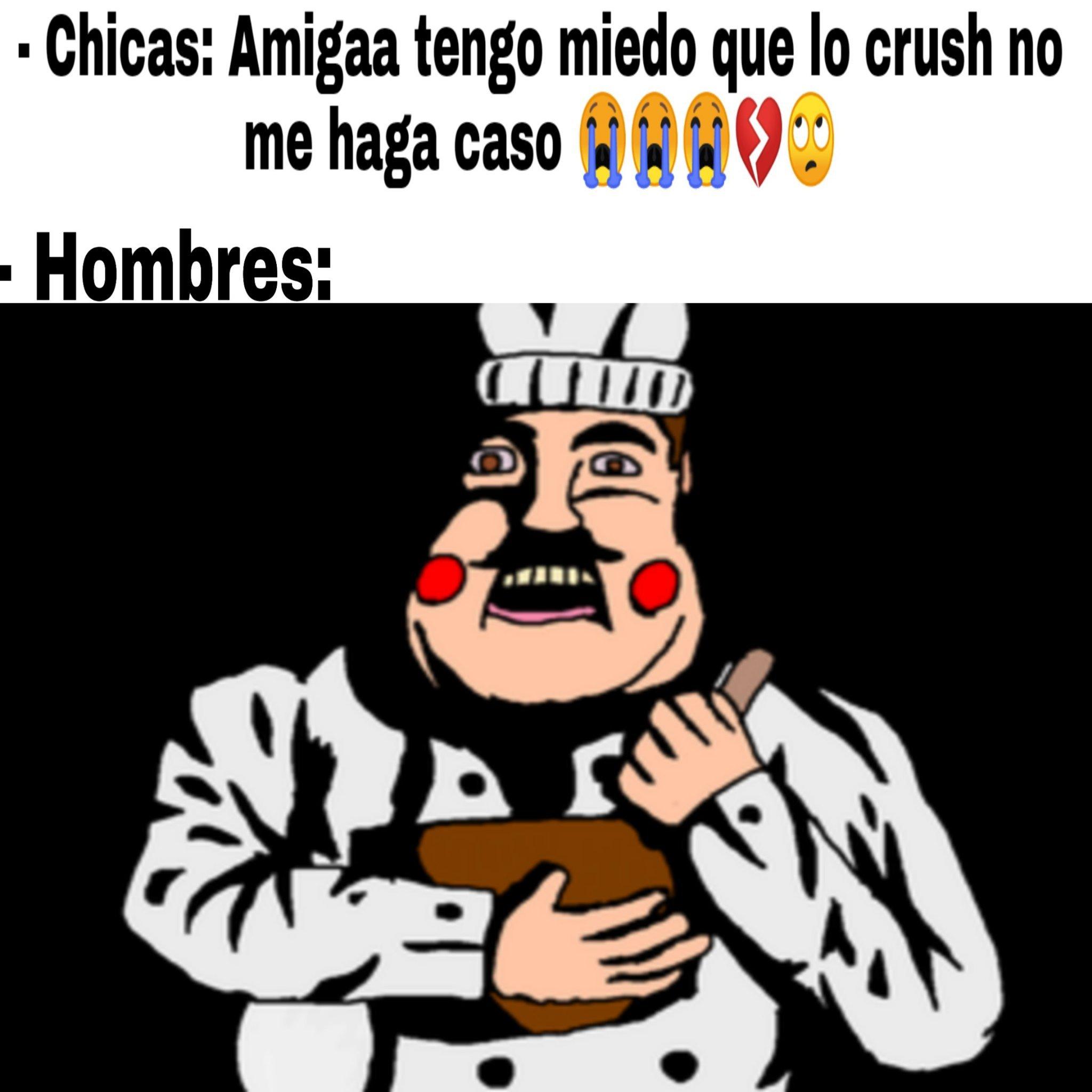 Viejos recuerdos - meme
