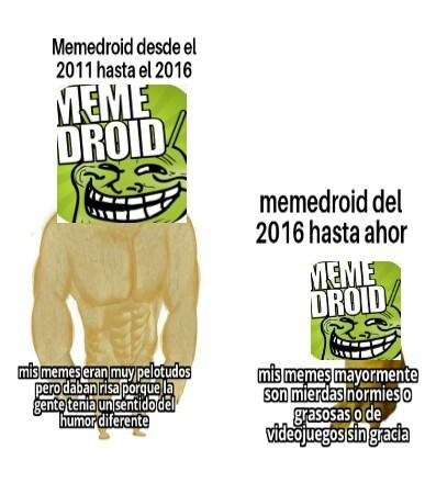 Perdon si dice ahor es que el meme generator de mierda me cambia las palabras