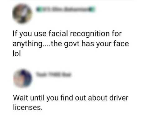 That's why I drive without one - meme