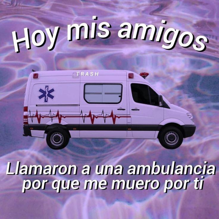Llamado de emergencia - meme
