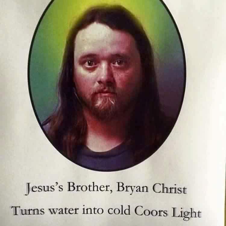 Holy Bryan - meme