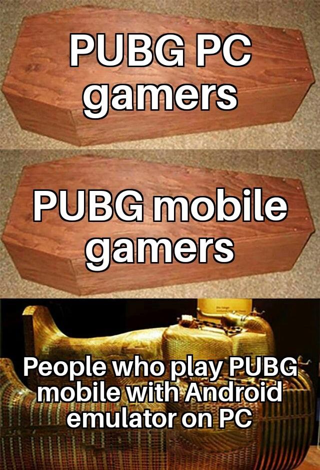 PUBG Mobile - meme