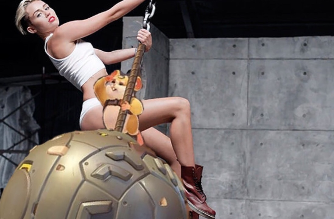 you came in like a hamster ball - meme